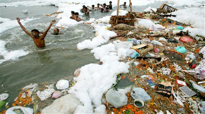 Arsenic Contamination In Drinking Water Of Ganga